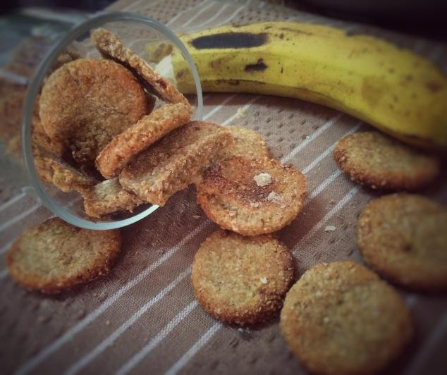 Biskuit pisang tak hanya bayi, dewasapun senang
